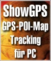ShowGPS - GPS/POI/Map/Tracking-Tool